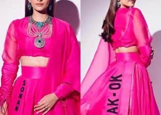 Sonam Kapoor claps back after Diet Sabya claimed that Anamika Khanna lifted inspiration for her 'AK-OK' signature style
