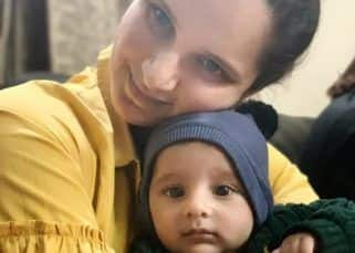 Priyanka Chopra goes 'So cute' on Sania Mirza's son's picture and we can totally see why!