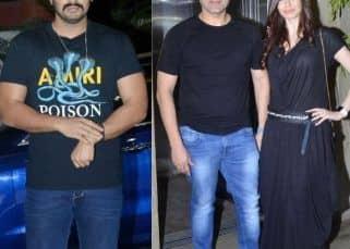 ELKDTAL: Arjun Kapoor, Arbaaz Khan, Giorgia Andriani attend special screening of the Sonam Kapoor starrer