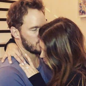 'I'm thrilled to be marrying you,' Chris Pratt announces engagement wi...