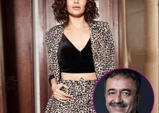 EXCLUSIVE! 'Whoever is doing this, is immature,' Sanju actor Karishma Tanna defends Rajkumar Hirani after #MeToo allegations