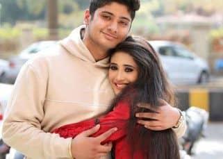 Shivangi Joshi showers love on her baby brother on his birthday - view pic!