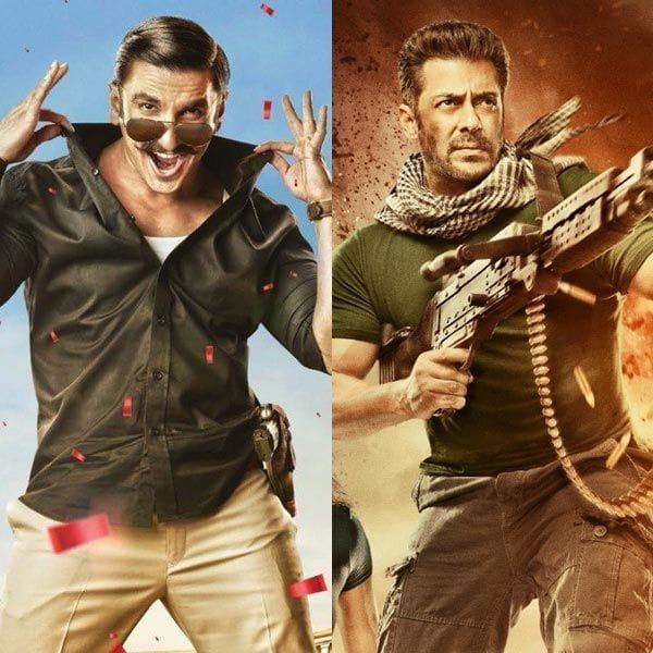 Ranveer Singh's Simmba set to BEAT Salman Khan's Tiger Zinda Hai to be...