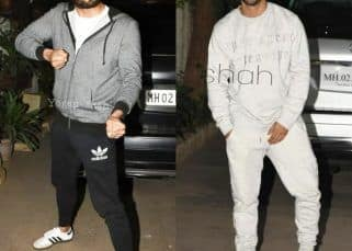 Ranveer Singh, Rohit Shetty, Katrina Kaif, Varun Dhawan and others attended the special screening of Uri hosted by Vicky Kaushal - view pics