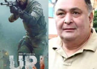 'Best-ever made in India,' says Rishi Kapoor after watching Vicky Kaushal's URI: The Surgical Strike- read tweet