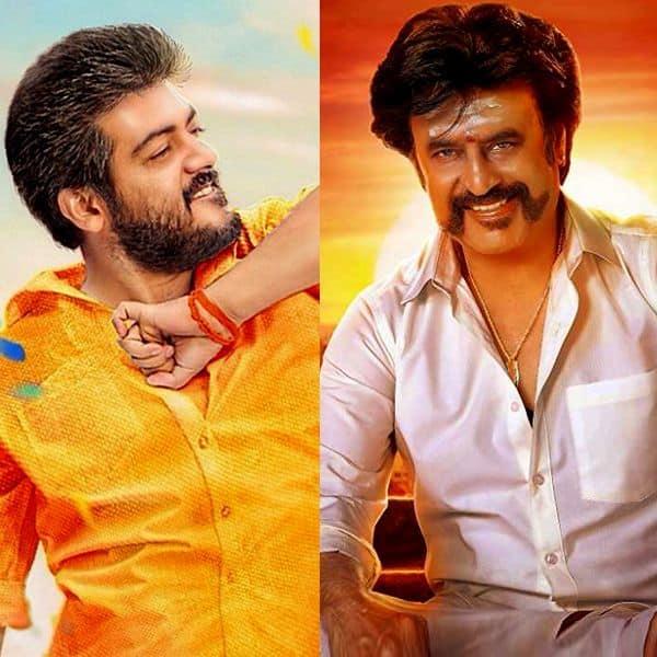 Thala Ajiths Viswasam Beats Rajinikanths Petta At The Tamil Nadu Box Office On Day 1