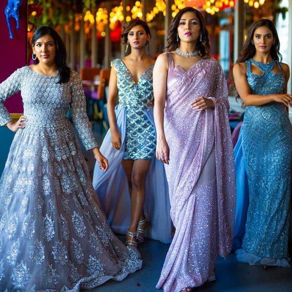 कल्कि फैशन ने किया है नीति मोहन का प्री वेडिंग फोटोशूट