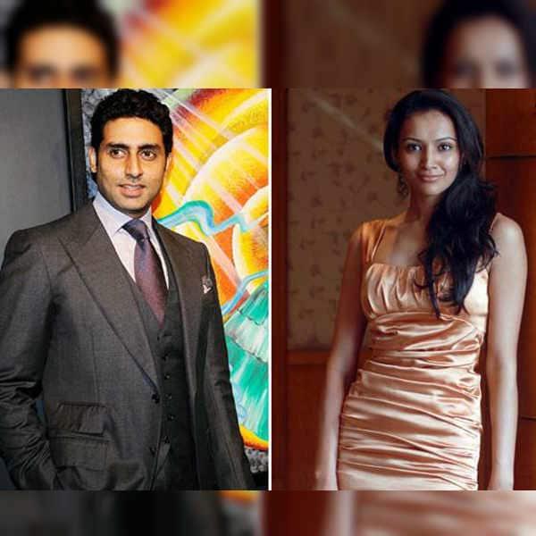 अभिषेक बच्चन और दीपानिता शर्मा