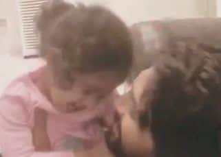 This VIRAL video of Allu Arjun with daughter Arha is super adorable – watch it here