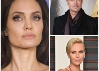 Angelina Jolie is 'starving herself' after finding out Brad Pitt and Charlize Theron are dating?