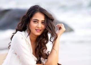 Baahubali actress Anushka Shetty is a vision in white in these latest pictures