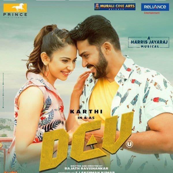 Chennai Box Office: Karthi's Dev and Santhanam's Dhillukku Dhuddu 2 co...