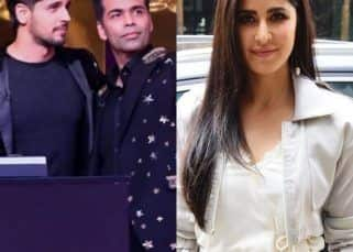 Sidharth Malhotra trolls Karan Johar's wardrobe choices and it has a Katrina Kaif angle