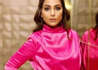 Diet Sabya don't mess with TV stars! After Divyanka Tripathi, Hina Khan gives a befitting reply to the fashion police