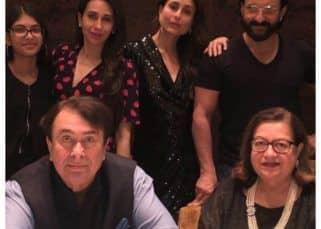 Kareena Kapoor, Karisma Kapoor, Saif Ali Khan and others make Randhir Kapoor's birthday bash a memorable affair – view HQ pics