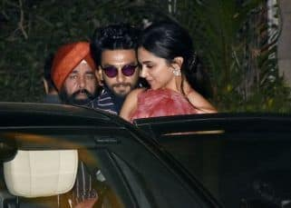 Ranveer-Deepika celebrate their first Valentine's Day after marriage with Prakash Padukone's prestigious win - view HQ pics
