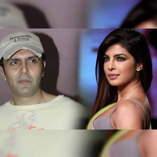 प्रियंका चोपड़ा और असीम मर्चेंट