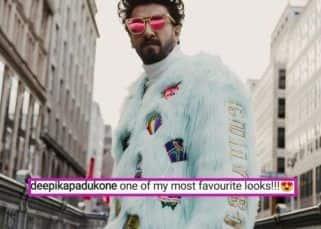 Deepika Padukone has to say THIS about Ranveer Singh's funky look