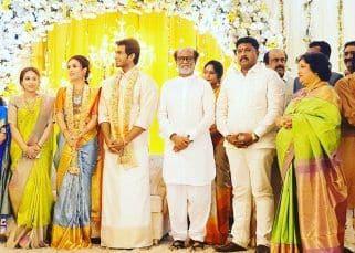 Congratulations! Rajinikanth's daughter Soundarya gets married to Vishagan – view pics