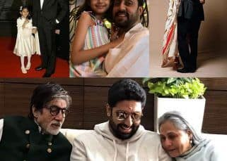 #HappyBirthdayAbhishekBachchan: 11 pictures of the Guru actor which prove he's a devoted family man