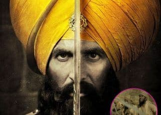 Glipmses of Kesari: Akshay Kumar is ready to take on the Afghans as the bugle call signals the beginning of the war - watch video
