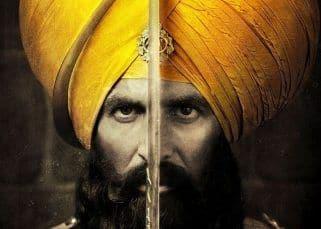 Kesari: Akshay Kumar's intense look pierces through in this new glimpse from the patriotic drama