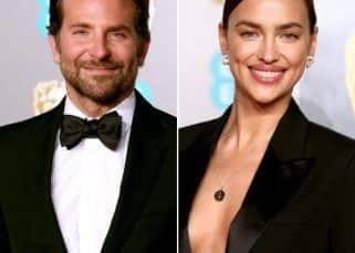 BAFTA Awards 2019: Irina Shayk gives standing ovation to beau Bradley Cooper for his big win