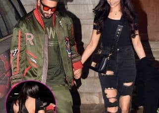 Gully Boy screening: Ranveer Singh and Alia Bhatt impressed the critics, but it was Deepika Padukone's backless outfit that stole the show – view pics