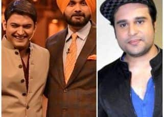 Here's what Krushna Abhishek has to say about Navjot Singh Sidhu being sacked from The Kapil Sharma Show