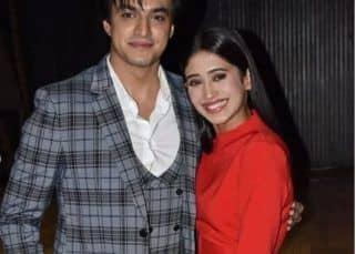 Shivangi Joshi and Mohsin Khan's unbeatable chemistry on Tareefan is totally unmissable - watch video!