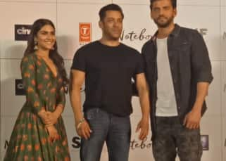 Salman Khan at Notebook trailer launch: I launch deserving candidates, not anybody