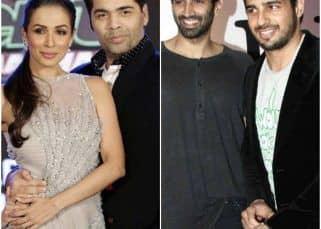 Aditya Roy Kapur and Sidharth Malhotra might have just UPSET Malaika Arora, feels Karan Johar - here's why