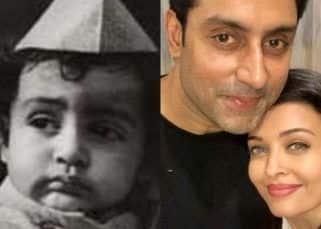 'Happy birthday, Baby' Aishwarya Rai Bachchan wishes hubby Abhishek Bachchan with an adorable throwback picture