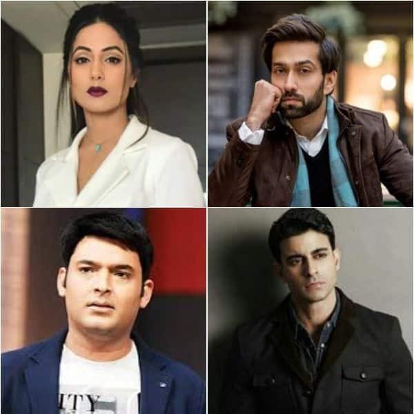 Hina Khan, Kapil Sharma, Nakuul Mehta, Gautam Rode and other TV celebs...