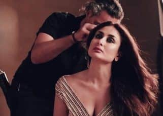 Kareena Kapoor Khan looks like the style diva she is in this BTS photograph from a shoot - view pic