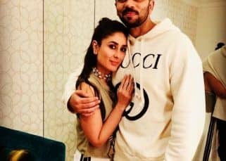 Rohit Shetty gets nostalgic as he meets Kareena Kapoor Khan and we're wondering if it's about Golmaal 5! - view pic