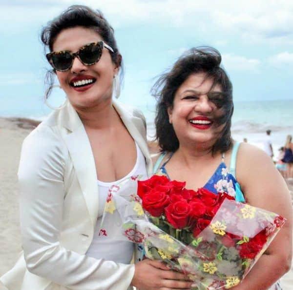 Madhu Chopra reveals Priyanka Chopra's reaction to pregnancy rumours
