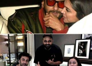Ranveer-Deepika's PDA moment at Gully Boy screening and Ranbir-Alia's Valentine's Day dinner date pictures went VIRAL this week