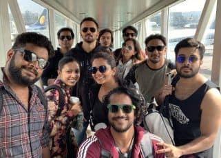 Rohit Shetty jets off to Goa with crew to kickstart the shooting of Akshay Kumar's Sooryavanshi - view pic
