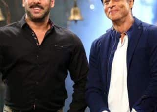 Shah Rukh Khan reveals Salman Khan was the FIRST one to watch DDLJ and here's what he had to say about the film