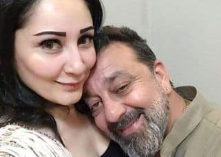 Sanjay Dutt 'can't thank God enough' for blessing him with wife Maanayata as they celebrate 11th wedding anniversary - view pic