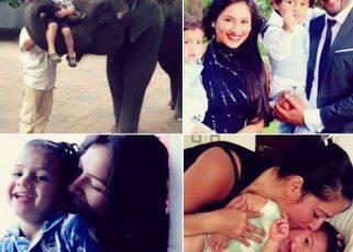 Kumkum Bhagya star Shabir Ahluwalia shares an adorable post for son Ivarr on his third birthday