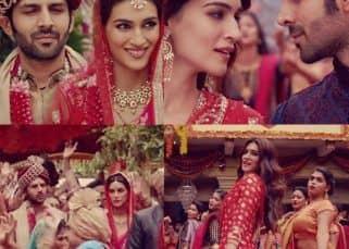 Luka Chuppi song Tu Laung Main Elaaichi: Kartik Aaryan and Kriti Sanon disappoint us yet again with a poor remix - watch video