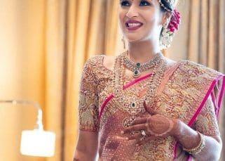 PICS: Soundarya Rajinikanth's bridal looks are elaborate yet elegant