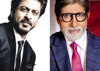 Shah Rukh Khan joins Amitabh Bachchan in Sujoy Ghosh's Badla