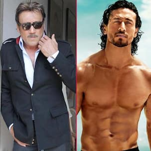 When Jackie Shroff gave a BEFITTING reply to trolls for comparing son Tiger Shroff's look with Kareena Kapoor