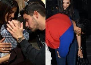Nick-Priyanka cuddling babies and the video of Ranveer brushing dirt off wifey Deepika's pants went viral this week