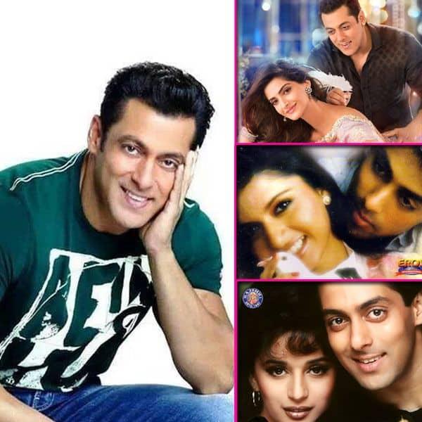 एक-दो नहीं इन 15 फिल्मों में सलमान खान ने रखा है एक ही नाम