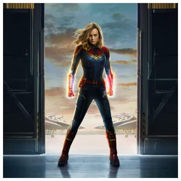 Brie Larson Sums Up Captain Marvel in One Word