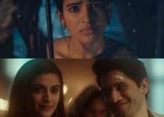 Samantha Akkineni reacts to husband Naga Chaitanya kissing Divyansha Kaushik in Majili